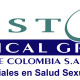 Logotipo grande Boston Medical Group Colombia